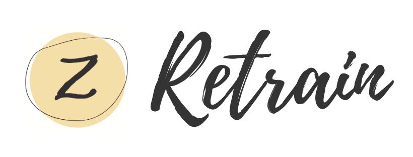 Retrain logo